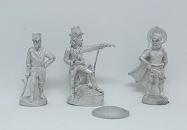 VAE VICTIS Prestige Figurine French General Leclerc Leonidas Miniature F... - $9.99