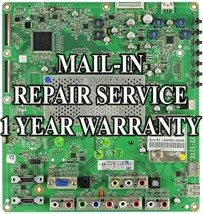 Mail-in Repair Service For Vizio E470VL Main Board 3647-0292-0150 0171-2... - $79.95