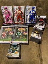 Mighty Morphin Power Rangers Lot Of Sealed Collectibles Lot Of 8 Items New - $133.65