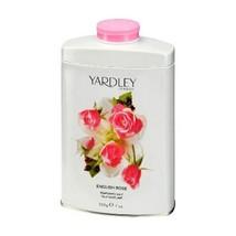 Yardley London English Rose Perfumed Talc Powder 7oz 200g (new formula) - $17.00