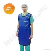 X Ray Lead Apron, Strap Type, Lead Equivalency 0.35 mm for Radiation Pro... - $99.99