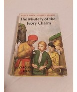 Nancy Drew Mystery Stories The Mystery Of The Ivory Charm 1936 - $4.94