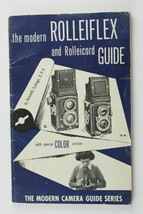 MODERN ROLLEIFLEX & ROLLEICORD CAMERA GUIDE SERIES DR KENNETH TYDINGS SP... - $19.95