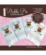 Rockin' Reindeer Collection Pickle Pie Designs - $21.78