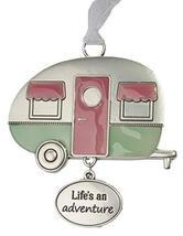 Gnz Life is a Breeze Inspirational Zinc Ornaments -Life's an Adventure - $7.43