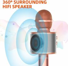 TRONICMASTER Wireless Karaoke Microphone image 3