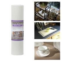 Tool Box Liner Non-slip Foam Rubber Mat Roll Select Grip Shelf Lining Pa... - $20.97