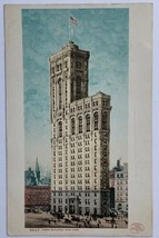 Old 1908 Undivided Back Postcard New York Times Building New York City, NY - $13.67