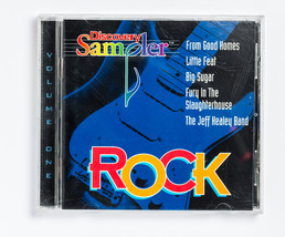 Discovery Sampler - Rock Music CD - $3.00