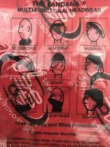 Face Mask warmer,Headwear, Beanie, Headband, Scarf, Cap, Do-rag,Multifun... - $1.77