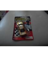 Nascar Dale Earnhardt #3 keychain with gold car 2002 - $15.00