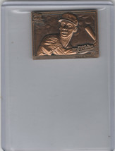 1991 Topps Gallery Of Champions Bronze Willie McGee Athletics - $3.00