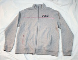 Fila Track Jacket Long Sleeve Logo Size XL - $49.49