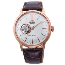 Orient Open Hearth Wristwatch for Men FAG00001S0 , New with Tags - $242.50