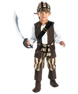Rogue Pirate Costume Child or Toddler Size - $39.42