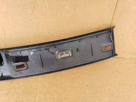 98-04 Volvo C70 Convertible Overhead Bow Console Dome Light Visor Trim Panel BLK image 8