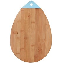 Eco-Friendly Natural Bamboo and Silicone Cutting Board 10 x 14.75 x 1 fo... - £10.17 GBP