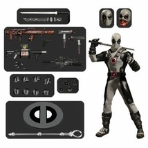Deadpool X-Force One:12 Collective Action Figure - Exclusive with Metal ... - $93.05