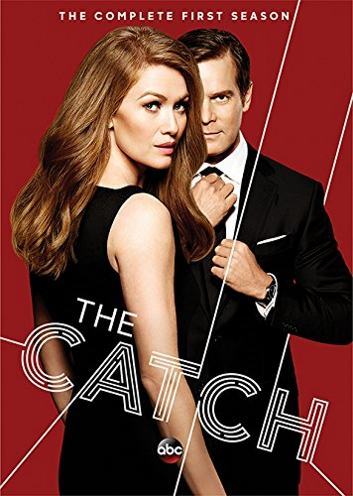 The catch the complete first season one 1  dvd  2016  2 disc