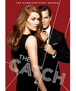 The Catch The Complete First Season One 1 (DVD, 2016, 2-Disc) - $9.95