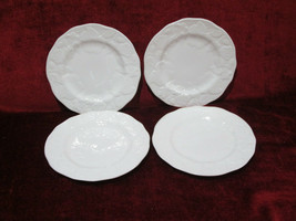 """Wedgwood Strawberry and Vine set of 4 bread plates 6 7/8"""" - $29.65"""