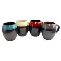 Gibson Home Soroca 19.5 oz Mug Set, Set of 4 Assorted Colors - $40.96