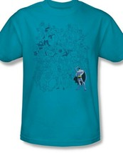 DC Comics Batman Brave  Bold Justice League Dark Knight Graphic T-shirt BM1919 image 1