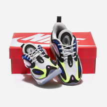 Nike Air Max Zephyr Women's Running Shoes Casual MultiColor CT1845-002 - $271.99
