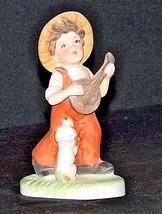 Young Boy Figurine AA18 - 1130 Collectible Vintage - $29.65
