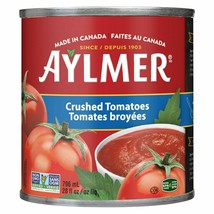 12PACK Aylmer Tomatoes Crushed 796ml Each FROM CANADA FRESH & DELICIOUS - $48.62