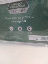 AllerEase KING SIZE Mattress protector Waterproof UP TO 18'' DEEP- BRAND NEW  image 9