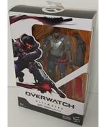 "Overwatch Ultimates Reaper Blackwatch Reyes 6.25"" Action Figure Hasbro - $20.00"