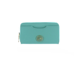 JOY E*Lite Couture Genuine Leather Wallet with RFID, Soft Green - $39.39 CAD