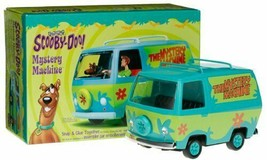 Scooby-Doo! Mystery Machine Snap & Glue Plastic Model Kit - 1:25 Scale - $22.52