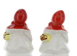 "Hull Little Red Riding Hood 3"" Salt and Pepper Table Shaker Set BBB image 5"