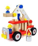 By-Imagination Generation Toddler Girl Toys Playset, Wooden Wonders DIY ... - $35.99