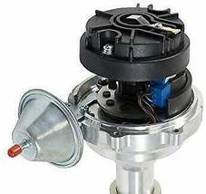 Pro Series R2R Distributor for Chevrolet SBC BBC with Fixed Collar Black Cap image 4