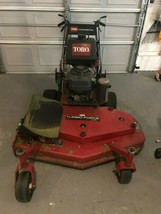 Toro Turbo Force 48 Lawn Mower - $1,980.00