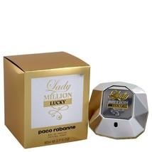 Lady Million Lucky by Paco Rabanne Eau De Parfum Spray 2.7 oz for Women - $75.50