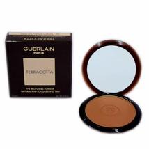 Guerlain Terracotta The Bronzing Powder NATURAL&LONG-LASTING Tan 10G #04-G42117 - $58.91