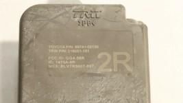 09-13 Toyota Corolla DCR Keyless Entry Door Control Receiver Module 89741-02150 image 2