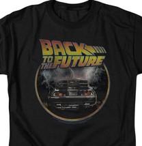 Back to the Future Retro 80's Sci-Fi Classic Marty McFly DeLorean Car UNI990 image 3