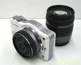 Panasonic Mirrorless Slr F/S From Jp In Good Condition - $380.89