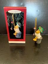 Hallmark Keepsake Ornament FILLS THE BILL  1993 - $5.00