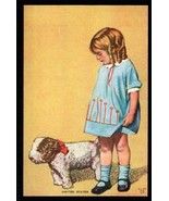 Bread Advertising Premium Weber Baking American Lithographic Terrier Dog... - $18.99