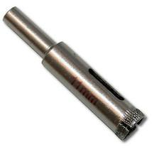 11mm Diameter Diamond Coated Core Drill Bit With Jagged Edge - $11.68