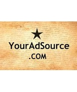 NR Domain Auction / YOUR AD SOURCE .COM / Internet Classifieds Brand / N... - $66.93