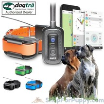 Dogtra Pathfinder 2-Dog System - GPS Tracking/Remote Trainer with 2 Collars - $649.95