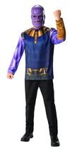 Thanos Shirt & Mask Avengers Infinity War Fancy Dress Halloween Adult Co... - $35.53