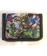 Marvel Avengers Children's Wallet— Boy's Gift  More  Characters Availabl... - $7.00